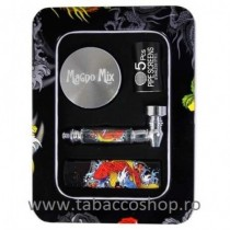 Set Dragon Metal Pipe Magno...