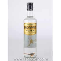 Vodka Skorppio cu scorpion...