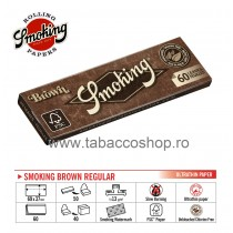 Foite tigari Smoking Brown...