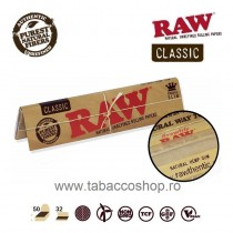 Foite Raw Classic King Size...