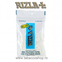 Filtre Rizla Slim 150 6mm...