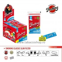 Filtre Smoking Slim 180 6mm...