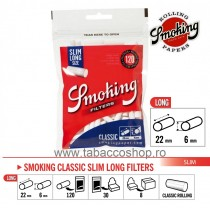 Filtre Smoking Slim Long...