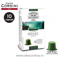 10 capsule cafea Corsini...