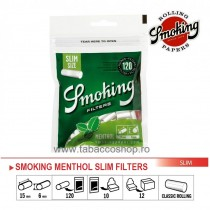 Filtre Smoking Menthol Slim...