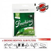 Filtre Smoking Menthol Slim...