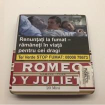 Tigari de foi Romeo Y...