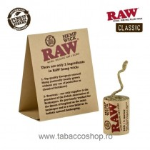 Raw Hemp Wick 3 metri
