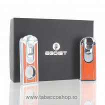 Set Egoist Cigar Smoking...