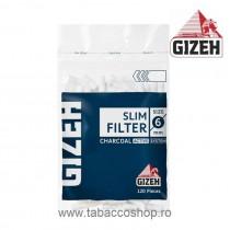 Filtre Gizeh Slim Carbon...
