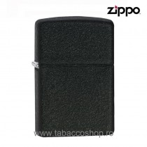 Bricheta Zippo Black Crackle