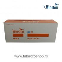 Tuburi tigari Winston Amber...