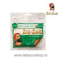 Filtre Zig-Zag Slim Menthol...