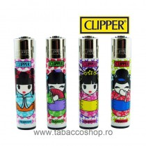 Bricheta Clipper Large Geishas
