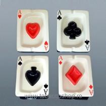 Scrumiera Lucky Poker