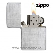 Bricheta Zippo Linen Weave