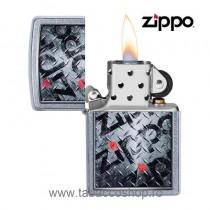 Bricheta Zippo Diamond...