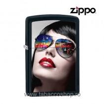 Bricheta Zippo Sunglasses...