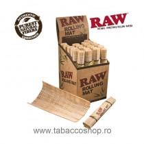 RAW Natural Bamboo Rolling Mat