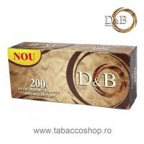 Tuburi tigari D&B Classic 200