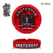 Scrumiera Amsterdam XXX Red...