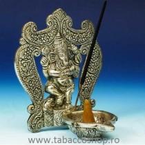 Stauteta Ganesh 7.6cm cu...