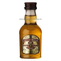 Chivas Regal 12 ani 50ml