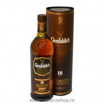 Glenfiddich 18 ani 1.0L in...