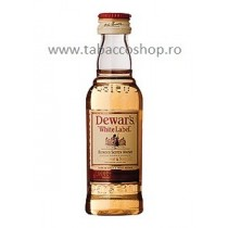 Dewar's White Label Whisky...