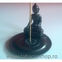 Statueta Buddha cu suport...