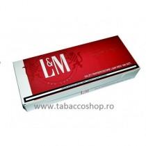 Tuburi tigari L&M Red 100