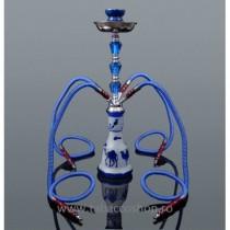 Narghilea Camel albastra cu...