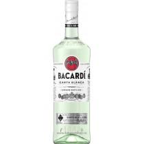 Rom Bacardi Carta Blanca 1.0L