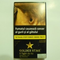 Tigari de foi Golden Star 45g
