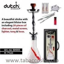 Set narghilea Dutch cu un...