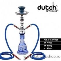 Narghilea Dutch Blue Design...