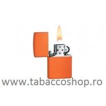 Bricheta Zippo Orange Matte