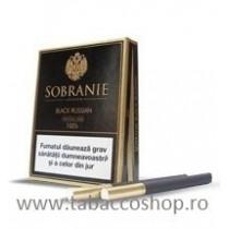 Tigarete Sobranie Black