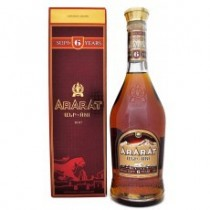 Brandy Ararat 6 ani 700ml