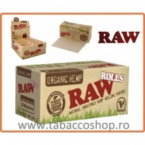Foita in rola Raw Organic...