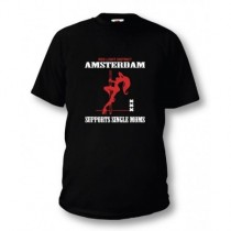Tricou Amsterdam XXX Single...