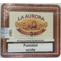 Tigari de foi La Aurora...